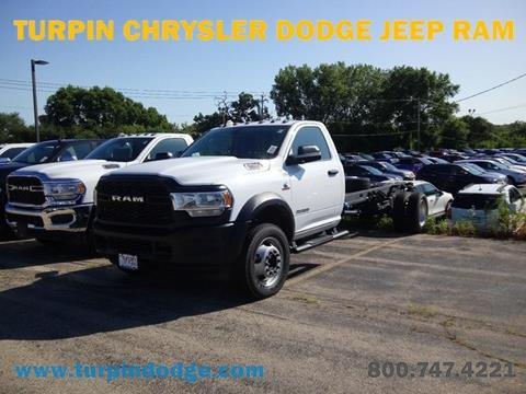 2019 RAM Ram Chassis 5500 for sale in Dubuque, IA
