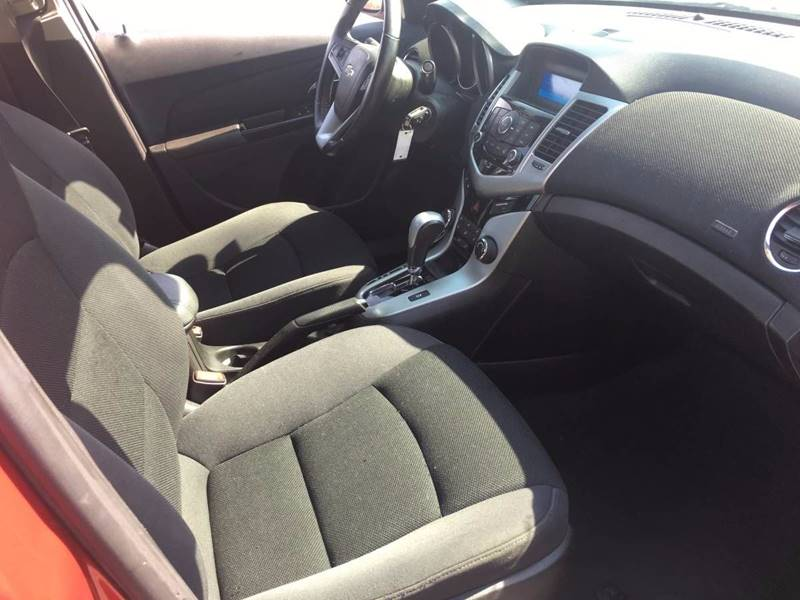 2014 Chevrolet Cruze 1LT Auto 4dr Sedan w/1SD - Chicago IL