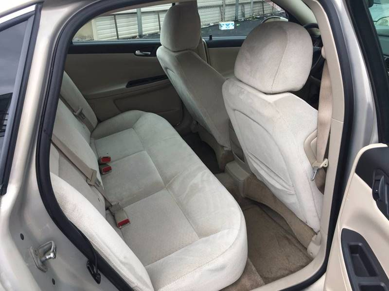 2011 Chevrolet Impala LS Fleet 4dr Sedan w/1FL - Chicago IL