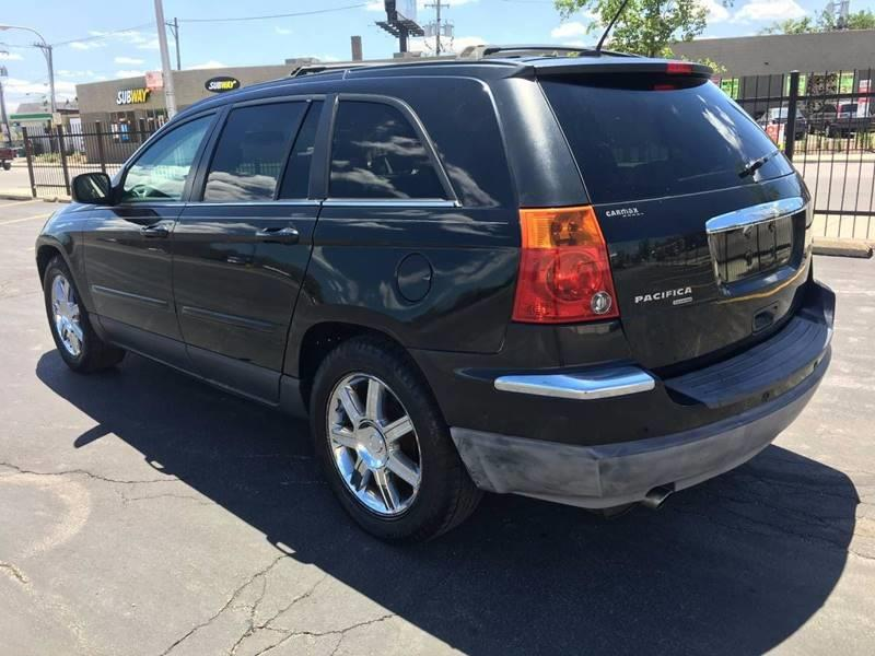 2007 Chrysler Pacifica AWD Touring 4dr Wagon - Chicago IL