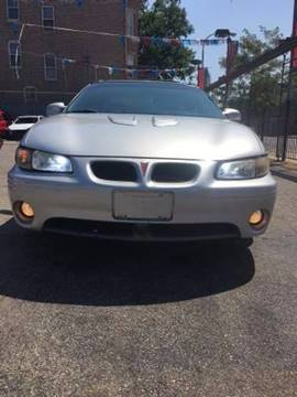 2001 Pontiac Grand Prix for sale in Chicago, IL