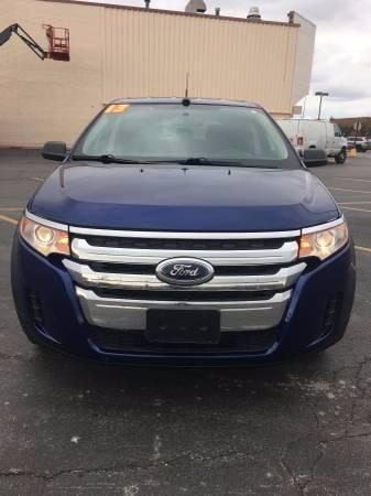 2013 Ford Edge for sale at MAX ALLEN AUTO SALES in Chicago IL