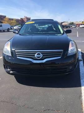 2008 Nissan Altima for sale at MAX ALLEN AUTO SALES in Chicago IL