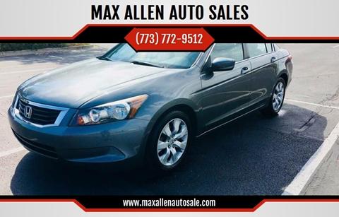 Allen Auto Sales >> Max Allen Auto Sales