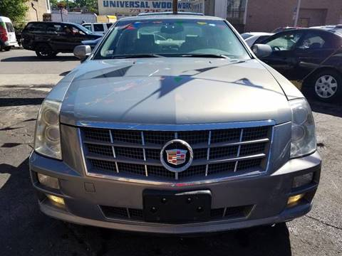 2008 Cadillac STS for sale at MAX ALLEN AUTO SALES in Chicago IL
