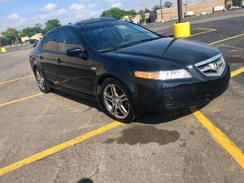 2005 Acura TL for sale at MAX ALLEN AUTO SALES in Chicago IL