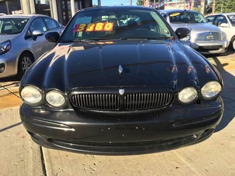2002 Jaguar X-Type for sale at MAX ALLEN AUTO SALES in Chicago IL