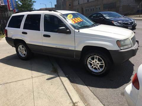 2004 Jeep Grand Cherokee for sale at MAX ALLEN AUTO SALES in Chicago IL