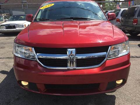 2010 Dodge Journey for sale at MAX ALLEN AUTO SALES in Chicago IL