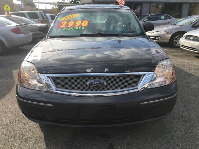 2007 Ford Five Hundred for sale at MAX ALLEN AUTO SALES in Chicago IL