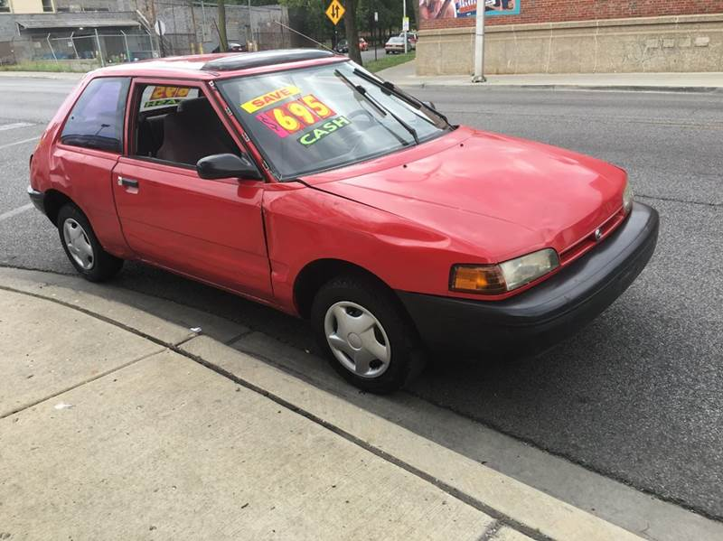 1994 Mazda 323 Base 2dr Hatchback In Chicago Il Max
