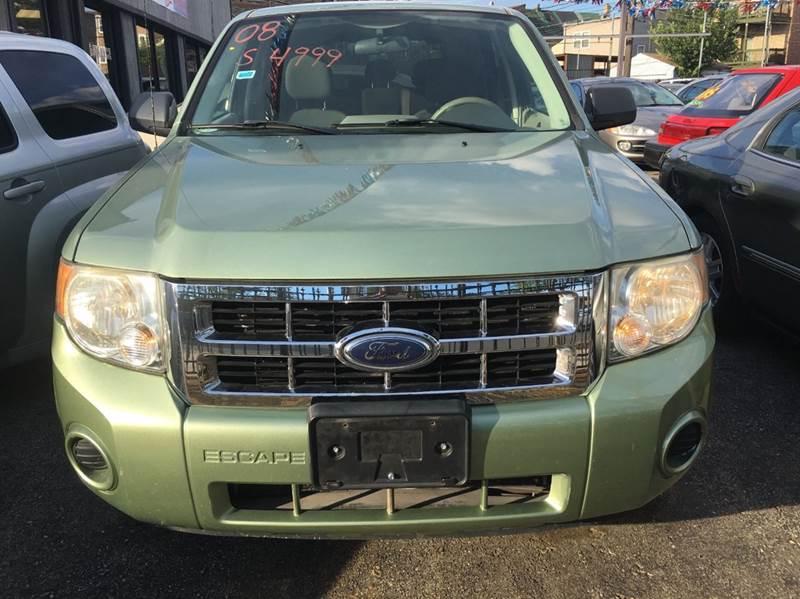 2008 Ford Escape for sale at MAX ALLEN AUTO SALES in Chicago IL