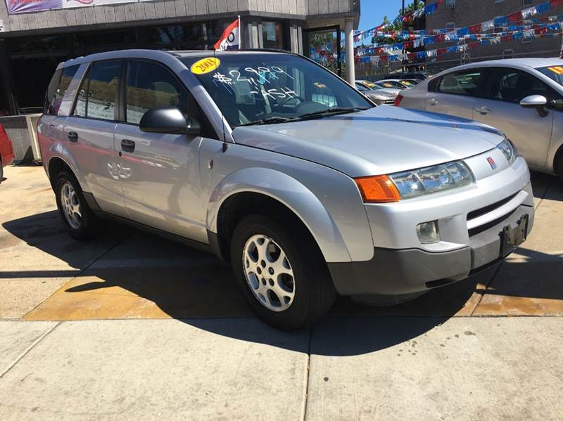 2003 Saturn Vue Base Awd 4dr Suv V6 In Chicago Il Max