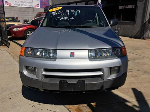 2003 Saturn Vue for sale at MAX ALLEN AUTO SALES in Chicago IL
