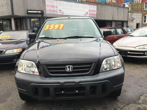2001 Honda CR-V for sale at MAX ALLEN AUTO SALES in Chicago IL