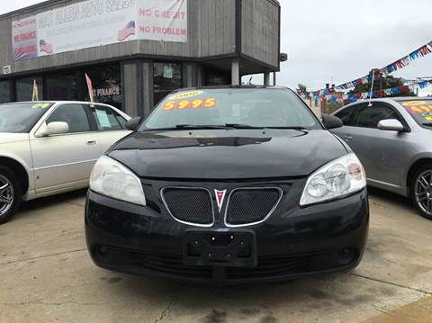2006 Pontiac G6 for sale at MAX ALLEN AUTO SALES in Chicago IL