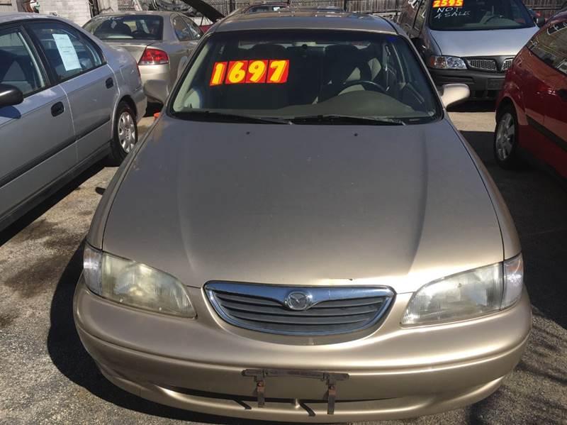 1998 Mazda 626 for sale at MAX ALLEN AUTO SALES in Chicago IL