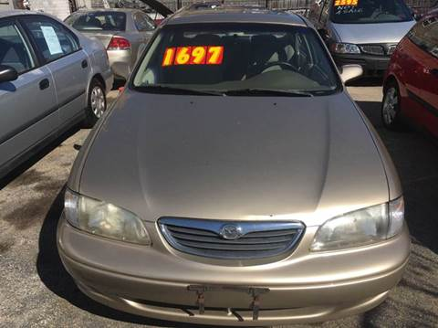 1998 Mazda 626 for sale at MAX ALLEN AUTO SALES in Chicago IL