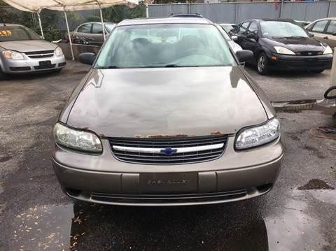 2001 Chevrolet Malibu for sale at MAX ALLEN AUTO SALES in Chicago IL