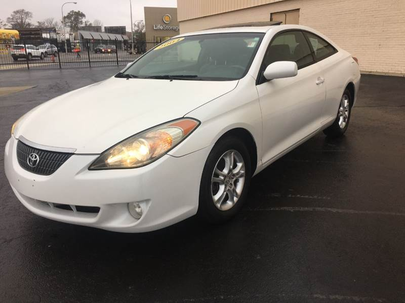 2004 Toyota Camry Solara SLE 2dr Coupe - Chicago IL
