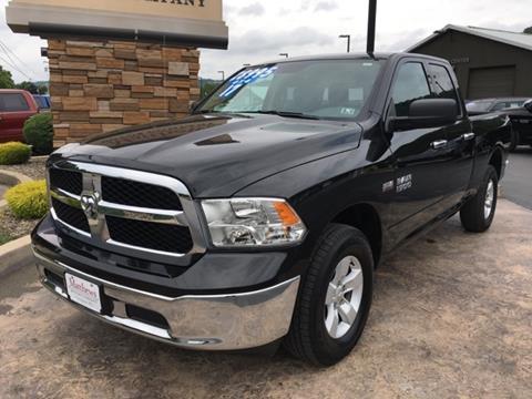 2017 RAM Ram Pickup 1500 for sale in Covington, PA