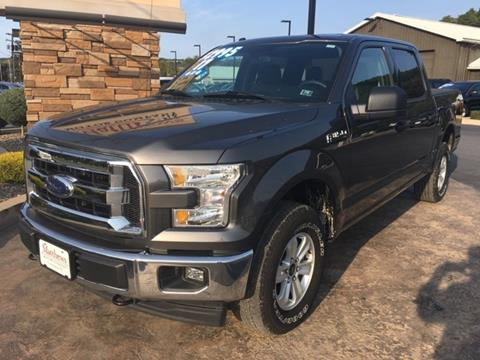 2017 Ford F-150 for sale in Covington, PA
