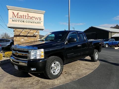 2011 Chevrolet Silverado 1500 for sale in Covington, PA