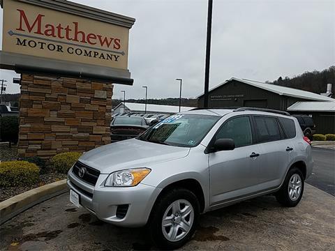 2012 Toyota RAV4 for sale in Covington, PA