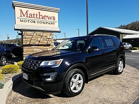 2017 Ford Explorer for sale in Covington, PA