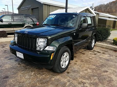 2012 Jeep Liberty for sale in Covington, PA