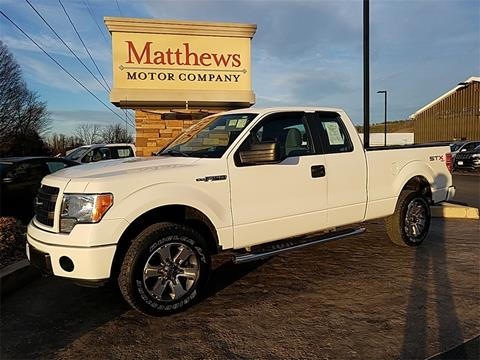 2013 Ford F-150 for sale in Covington, PA