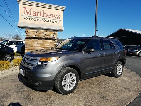 2013 Ford Explorer for sale in Covington, PA