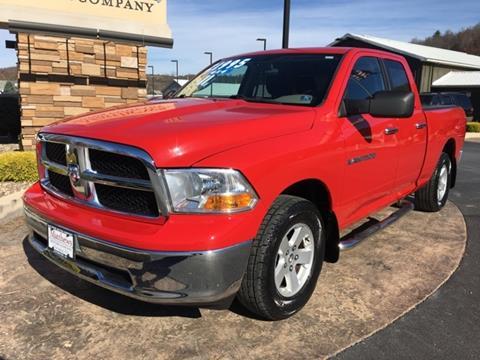 2011 RAM Ram Pickup 1500 for sale in Covington, PA
