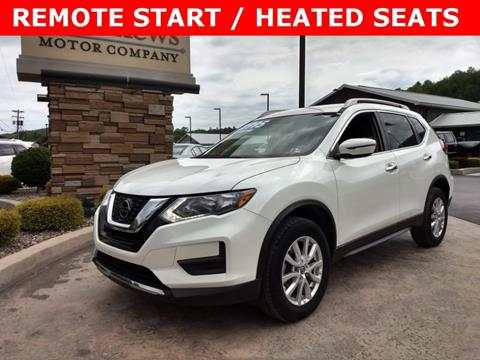 Nissan Rogue Remote Start >> 2019 Nissan Rogue For Sale In Covington Pa