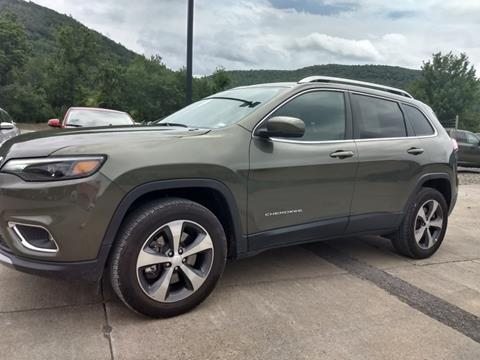 2019 Jeep Cherokee for sale in Covington, PA