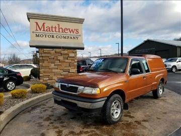 2000 Mazda B-Series Pickup for sale in Covington, PA