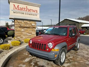 2006 Jeep Liberty for sale in Covington, PA