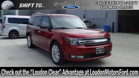 Ford flex for sale in ohio for Loudon motors ford minerva