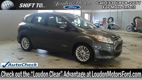 2017 Ford C-MAX Energi for sale in Minerva, OH