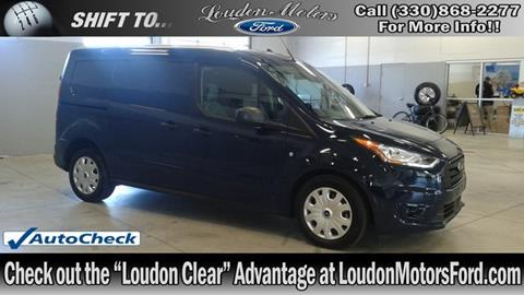 2019 Ford Transit Connect Cargo for sale in Minerva, OH