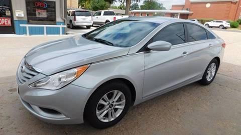 2013 Hyundai Sonata for sale in Pratt, KS