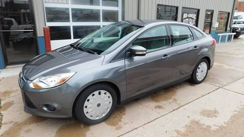 2014 Ford Focus for sale in Pratt, KS