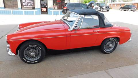 1967 MG Midget for sale in Pratt, KS