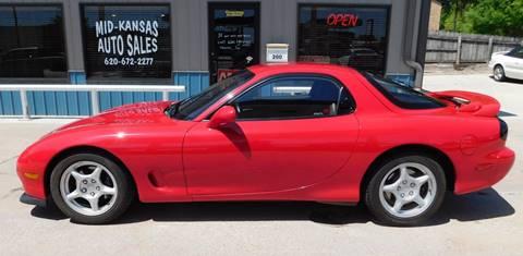 1993 Mazda RX-7 for sale in Pratt, KS