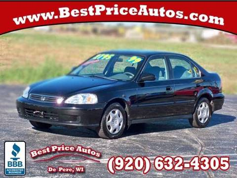 1999 Honda Civic for sale in Depere, WI