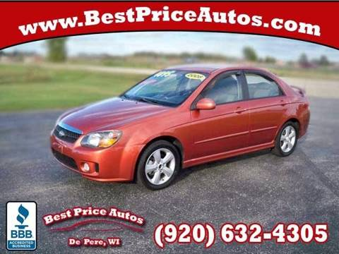 2008 Kia Spectra for sale in Depere, WI