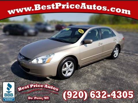 2004 Honda Accord For Sale In Depere, WI