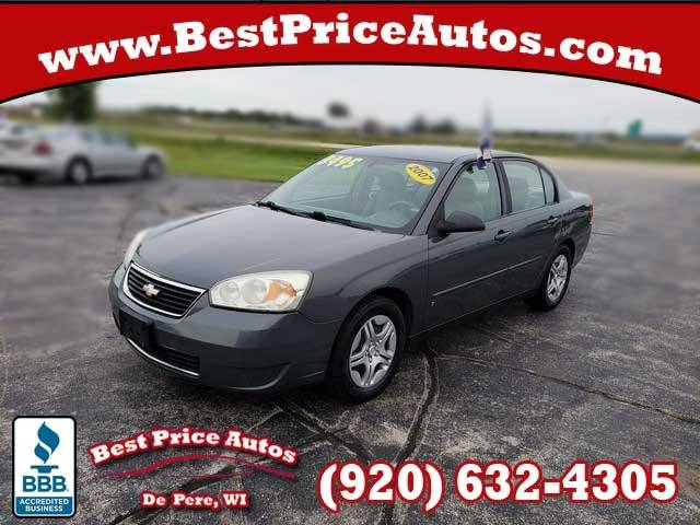 2007 Chevrolet Malibu For Sale At Best Price Autos In Depere WI