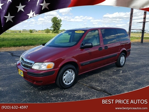 2005 Chevrolet Venture for sale in Depere, WI