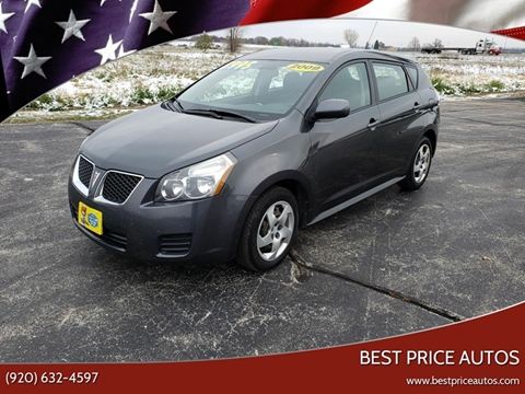 2009 Pontiac Vibe for sale in Depere, WI